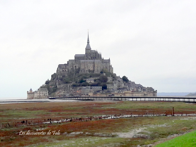 A la découverte de la baie du Mont-Saint-Michel