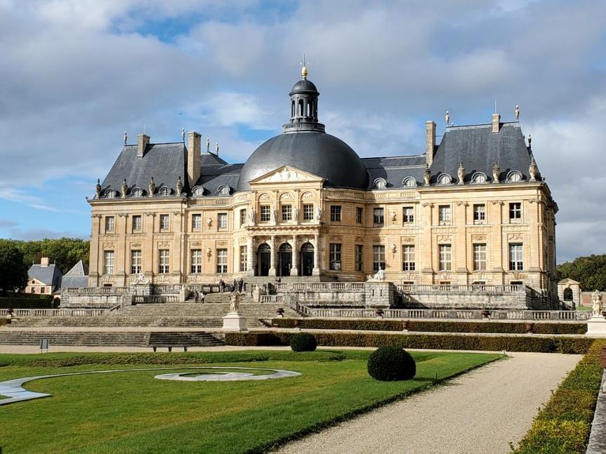 Vaux-le Vicomte, le château qui inspiraVersailles