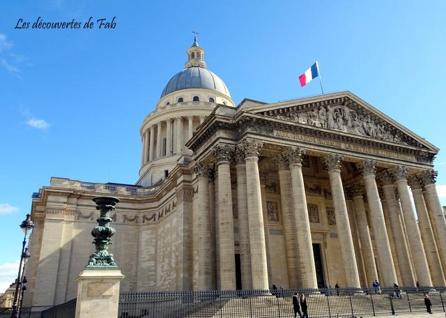 Paris : A la découverte duPanthéon