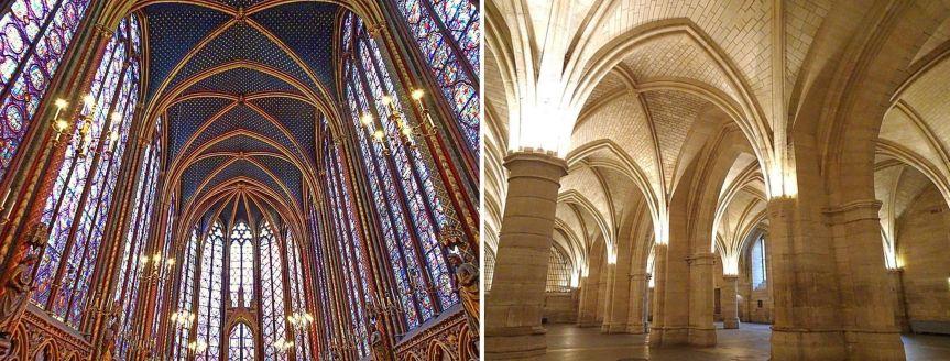 Paris : Visite de la Sainte Chapelle et de laConciergerie