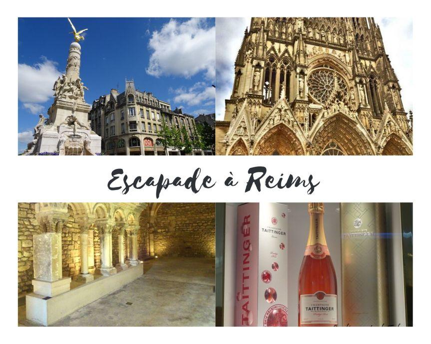 Visiter Reims, sur la route duchampagne
