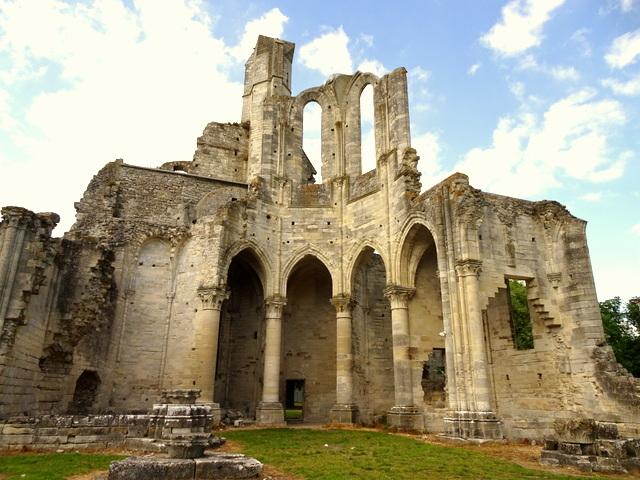 L'Abbaye royale de Chaalis et le musée Jacquemart-André