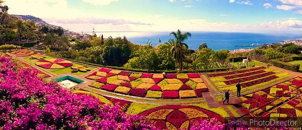 Le top 10 des endroits à découvrir sur l'Ile deMadère.