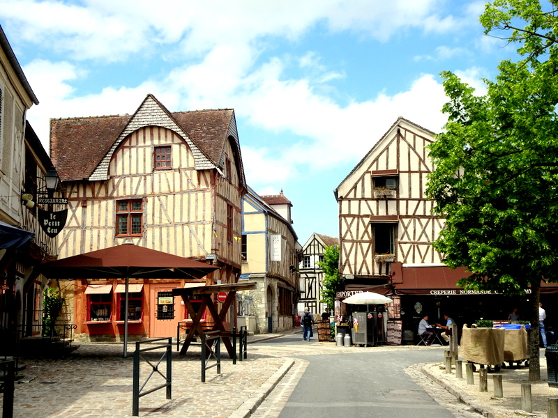 A la découverte de Provins, ville médiévale classéeUnesco