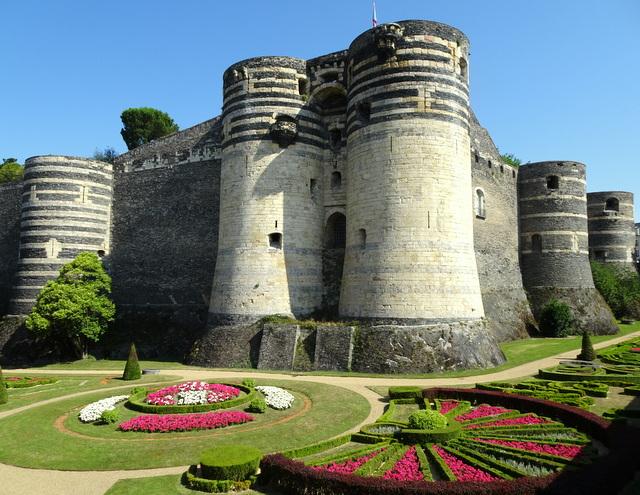 Que visiter à Angers, la ville où il fait bonvivre?