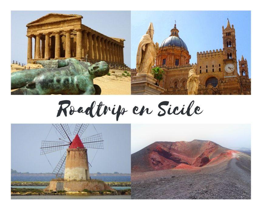 Roadtrip en Sicile : Le tour de l'île en 2semaines.