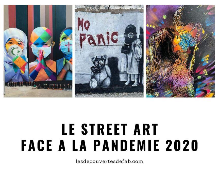 Street art : Tour du monde des plus belles œuvres réalisées pendant la pandémie2020