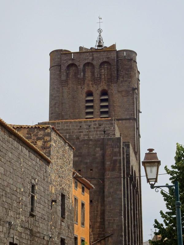Donjon de la cathédrale