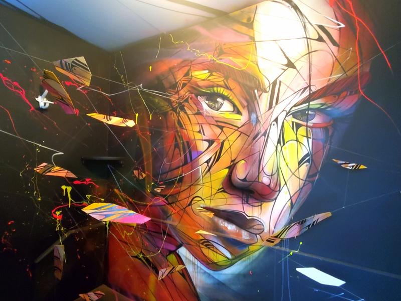 Molitor : un spot de street art parisien complètementatypique