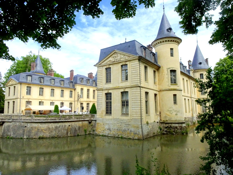 Ma sélection de 5 châteaux romantiques près deParis