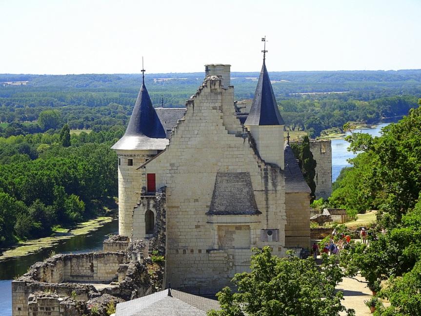 Châteaux de la Loire : Escapade médiévale au cœur deChinon
