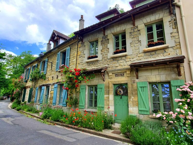 Balade à Auvers-sur-Oise, sur les traces de VanGogh