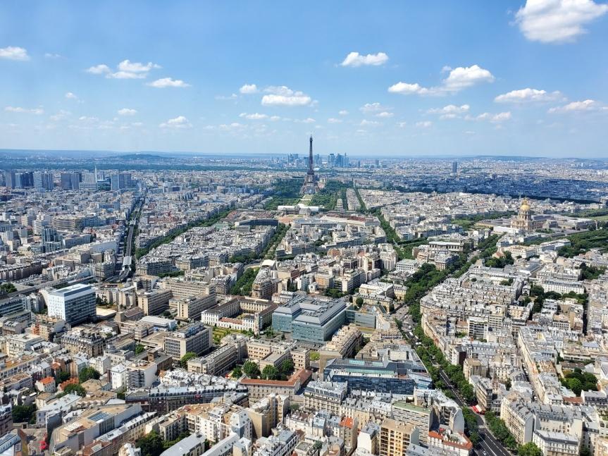 Pourquoi faut-il monter à l'observatoire de la Tour Montparnasse?