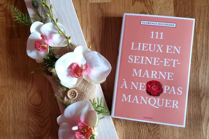 Mon avis sur le guide touristique : '111 lieux en Seine-et-Marne à ne pasmanquer'